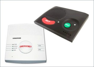 Wireless Home based emergency medial alert system base stations | MediGuardUSA, Omaha, NE