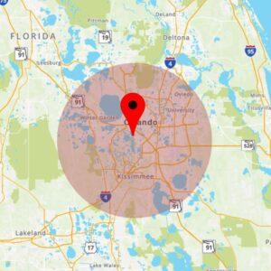 MediguardUSA Pin Drop map